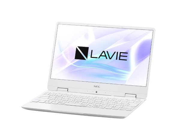 LAVIE Note Mobile(パールホワイト)