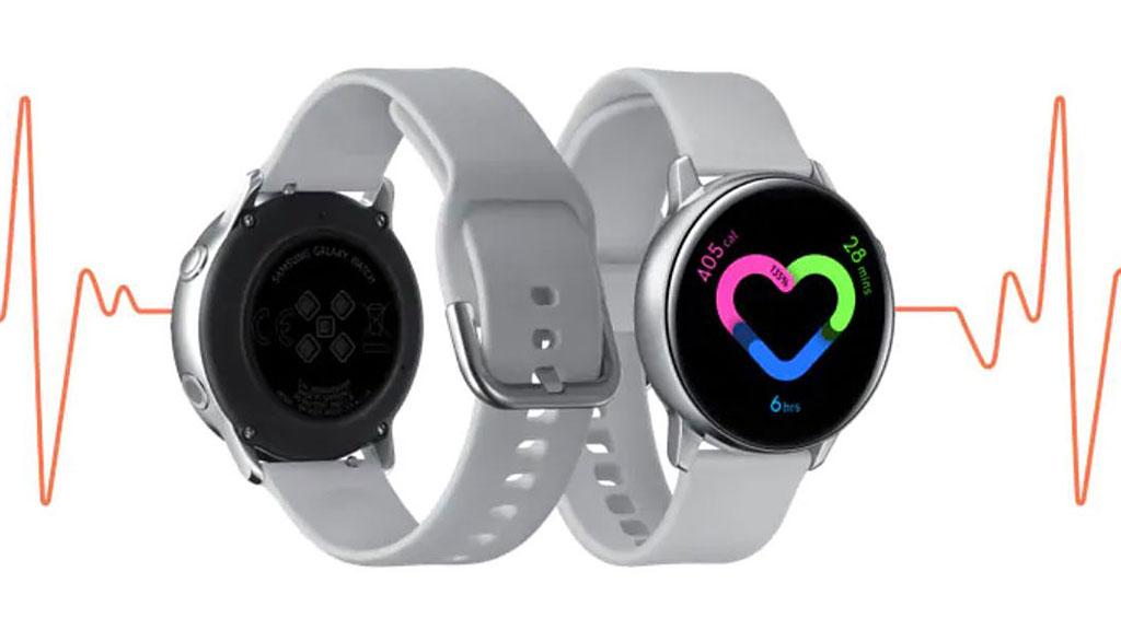 Apple WatchになくてGalaxy Watch Activeにはある「血圧測定」機能とは?