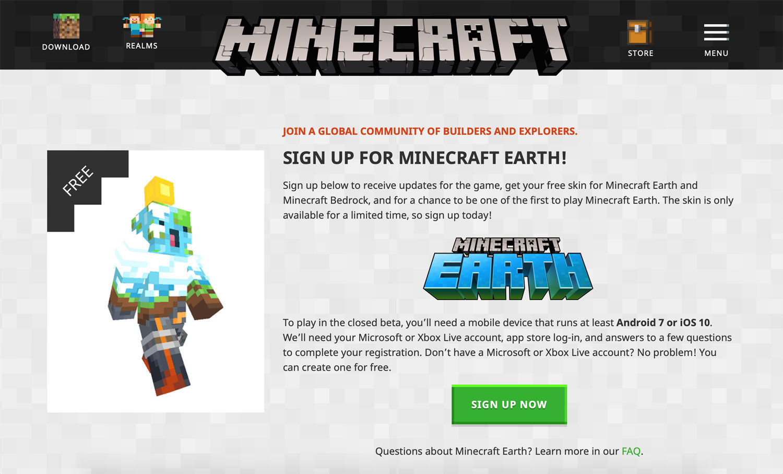 ポケモンGOとの違いは? クラウドとAIのMicrosoftを象徴する「Minecraft Earth」 (1/3)