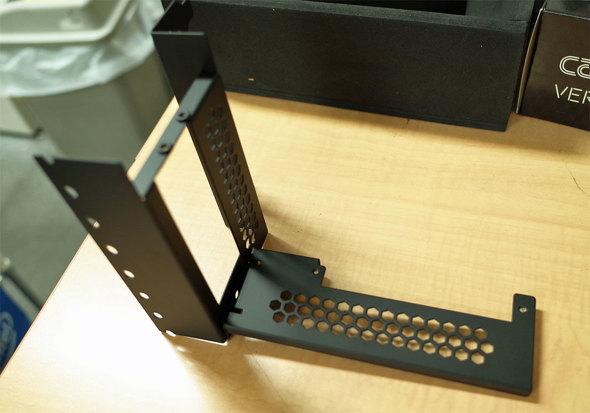 Vertical PCI-e Bracket