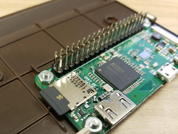 SDカード挿入