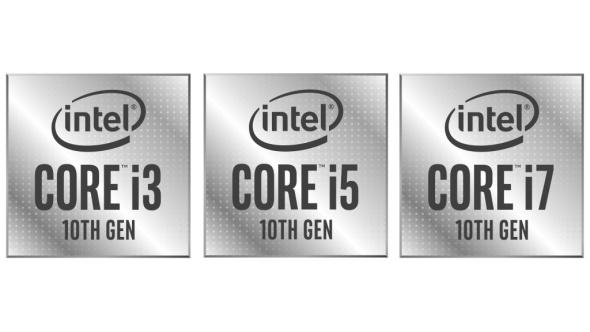 第10世代Coreプロセッサのロゴ