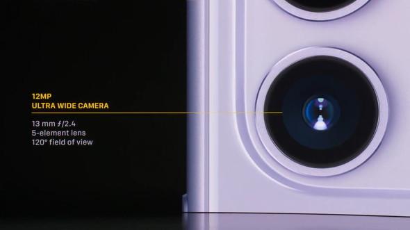 超広角カメラ