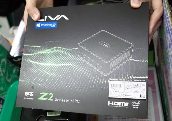 LIVA Z2 64G