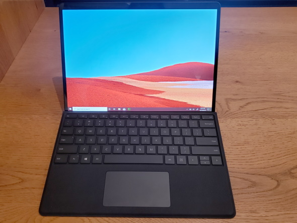 Surface Pro X
