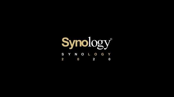 Synology 2020 Tokyoロゴ