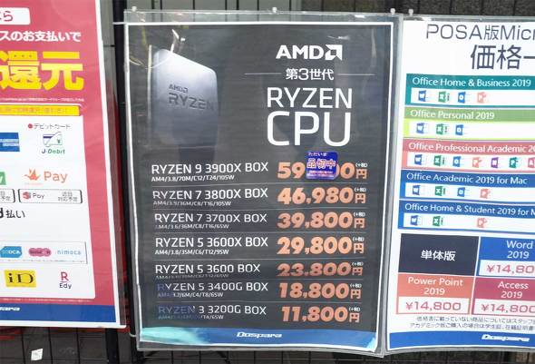 Ryzen 9-3900X