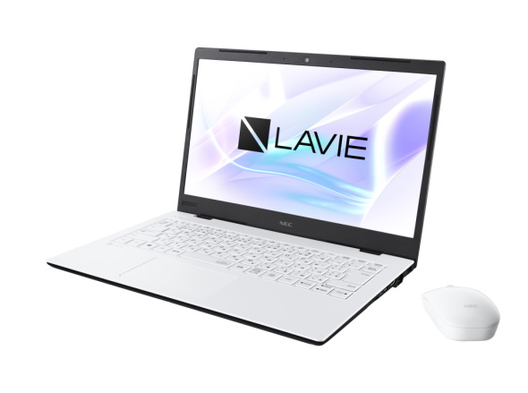 LAVIE Home Mobile(パールホワイト)