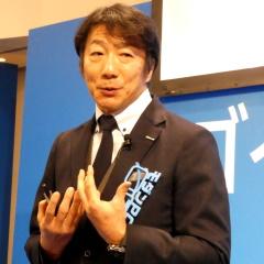 桧山太郎氏