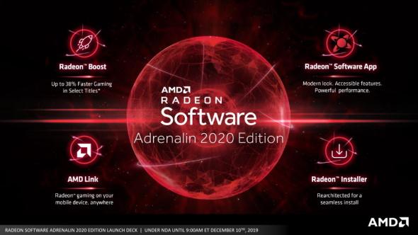 Radeon Software Adrenalin 2020 Edition