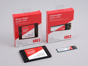 WD RED(SSD)