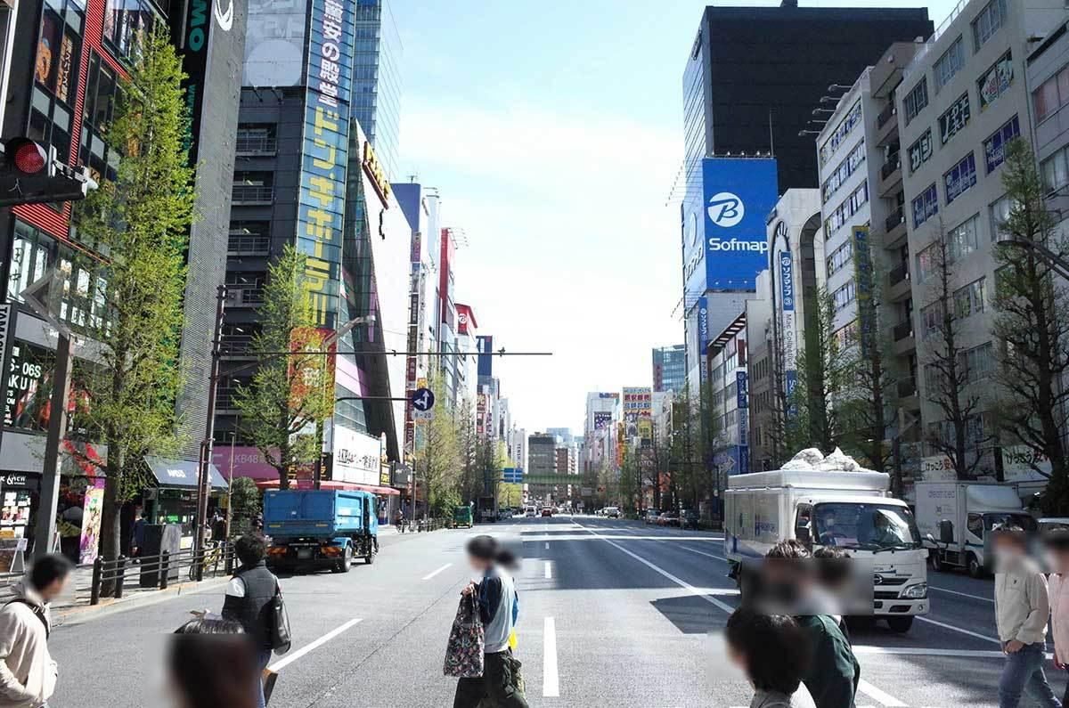 緊急事態宣言で変わりゆくアキバ電気街の様子:古田雄介の週末アキバ ...