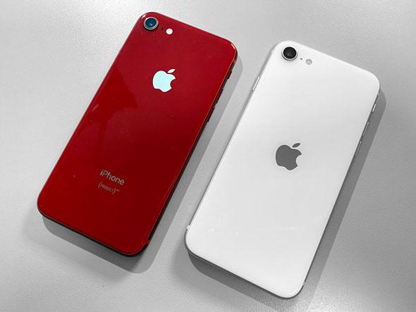 エスイー iphone