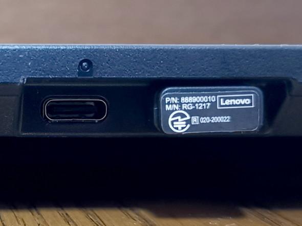 USB Type-C端子とドングル