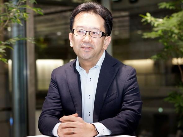 NECの田畑太嗣氏