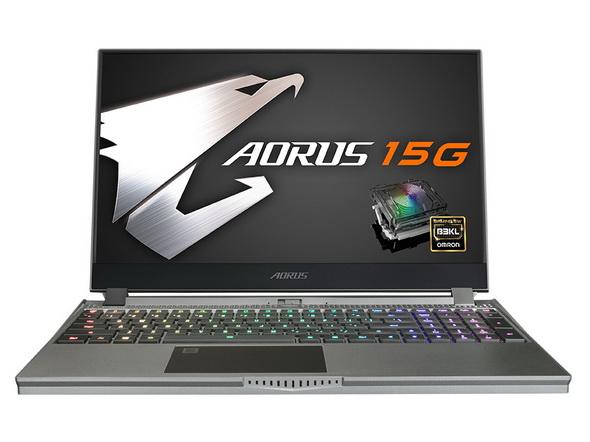 AORUS 15Gシリーズ