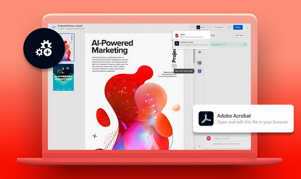 Adobe Acrobat for Box