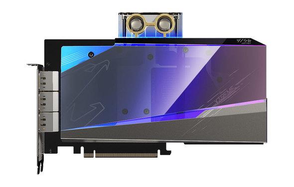 AORUS GeForce RTX 3080 XTREME WATERFORCE WB 10G