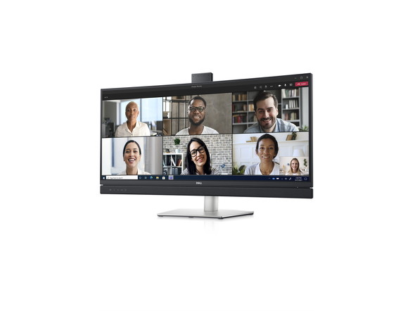 Dell 34 Curved Video Conferencing Monitor(C3422WE)