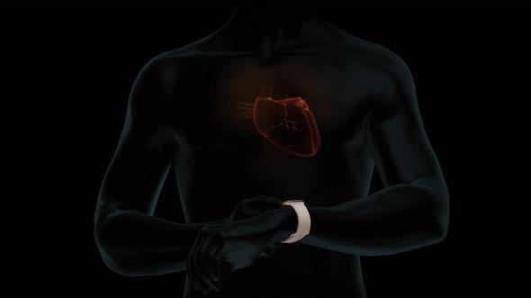 心電図測定のイメージ