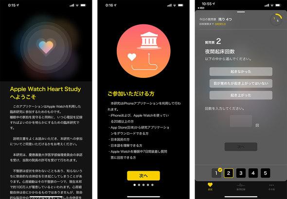 Apple Watch Heart Study