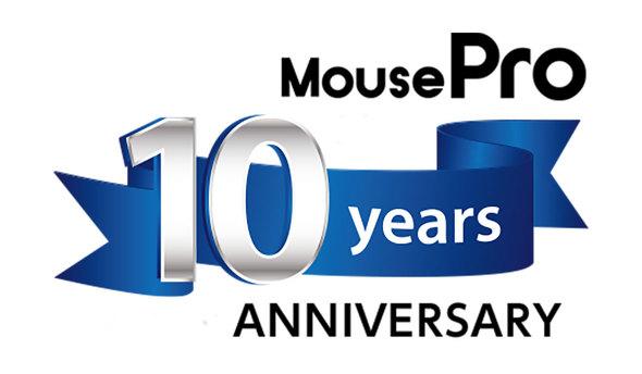 MousePro 10周年