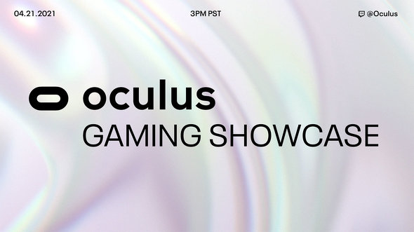 Oculus Gaming Showcase