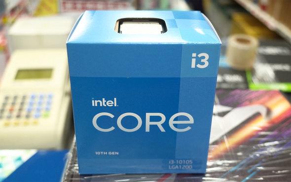 Core i3-10105F
