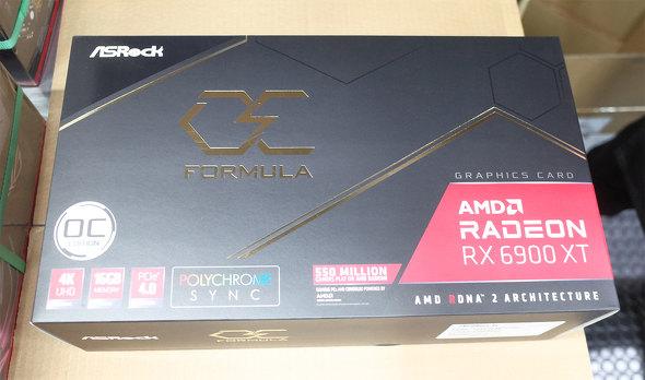 Radeon RX 6900 XT OC Formula