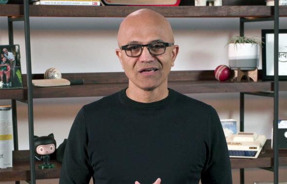 Microsoft CEO サティア・ナデラ