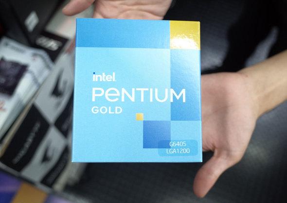 Pentium Gold G6405