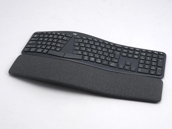ERGO K860 エルゴノミックスプリットキーボード