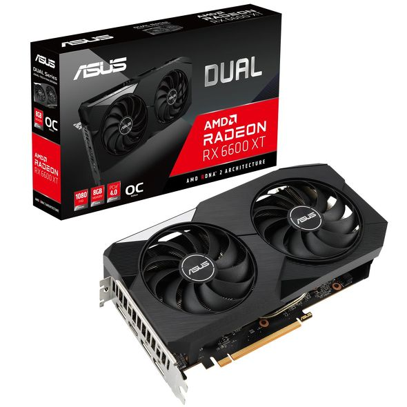 Radeon RX 6600XT
