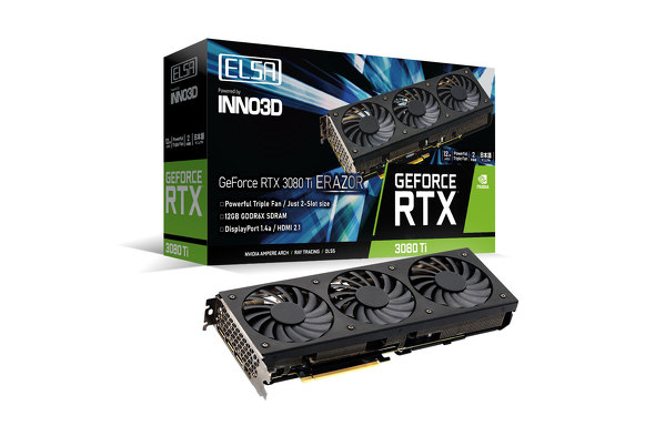 GeForce RTX 3080 Ti ERAZOR