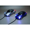 スポーツカーマウス(ブルーとシルバー)