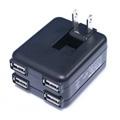 USB-ACチャージャー4P