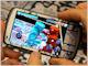 Uplinq 2010 Conference:紙を写して3Dゲームをプレイ——Qualcommが提案する新しいARアプリ