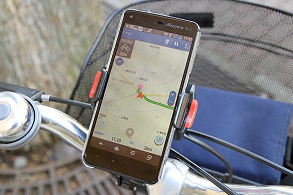 【ロードバイク】自転車NAVITIMEはスマート …