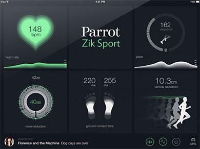 Parrot Zik Sport