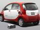 電気自動車から家庭用電源を取り出すアダプタ、三菱自動車が発表