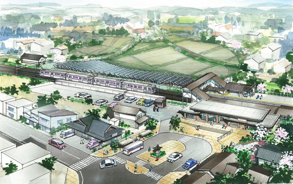 Hiraizumi Station
