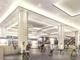 LED照明を使い分けて空間を演出、阪急梅田駅の大改装