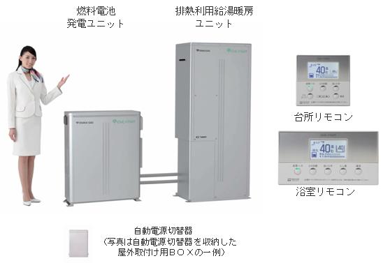 Osaka Gas New Enefarm