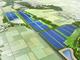 遺跡のそばにメガソーラー、2013年6月末に12MWで発電開始