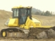 コマツが「世界初」のICTブルドーザーを発表、掘削から整地までを全自動化