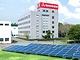 地震・雷・侵入から守る、千葉県で太陽光発電所と組み合わせた実物展示