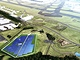 角度を考えた成田国際空港、太陽光発電で2MW