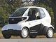 超小型EVでカーシェアリング、数kmの移動に適する