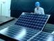 新工法でモジュール間の幅4分の1・工期半減へ、パナソニックの新HIT太陽電池