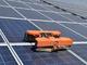 """""""ミドリムシ""""が、ソーラーパネル上を走る清掃ロボットに出資"""